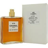 Тестер. Женская парфюмированная вода Chanel № 5 (Шанель № 5) 100 мл
