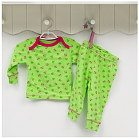 Пижама детская ясельная ТМ Фламинго, ластик (артикул 323-1007)