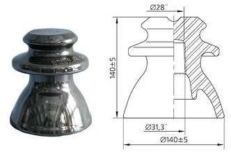 Изолятор ШФ 10 Г, ШФ 10 Д