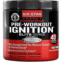 Six Star Pre Workout Ignition	40serv