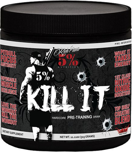 RichPiana 5% Nutrition Kill It 30serv
