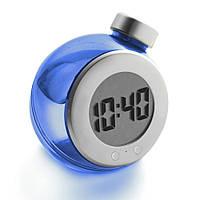 Настольные жидкокристалические часы Бутыль
