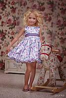 Платье для девочки ТМ Зиронька, фото 1