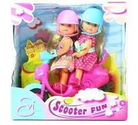 Кукла Simba Еви на скутере Evi Simba 10 573 0485
