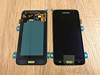 Дисплей на Samsung J320 Galaxy J3 Чёрный(Black), GH97-18414C, Super AMOLED!