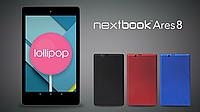 "Планшет Nextbook Ares Android 5 16Gb 8"" КАК НОВЫЙ"