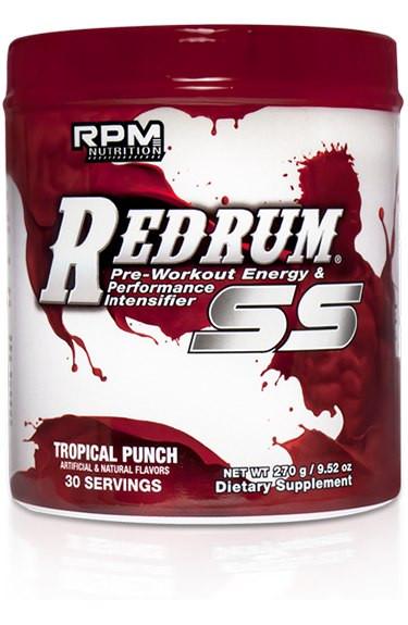 RPM REDRUM 40serv