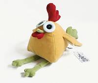 Мягкая игрушка Петушок желтый