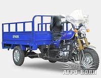 Грузовой мотоцикл SP200TR-1