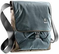 Качественная серая сумка-планшет на плечо Appear DEUTER , 85033 7603