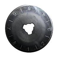 Лезвие круглое 28мм (для дискового ножа) сталь SKS-7
