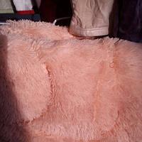 Одеяло мишка-зима, евро размер,персик
