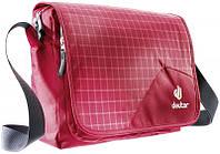 Красная сумка  для документов и планшета, на плечо ATTEND DEUTER, 85043 5003