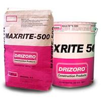 Maxrite 500 - ремонтный материал высокопрочный, безусадочный