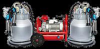 Доильный аппарат Буренка-2 НЕРЖАВЕЙКА на две коровы