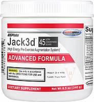 USPLabs Jack3D ADVANCED 45serv