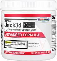 USPLabs Jack3D ADVANCED 45serv