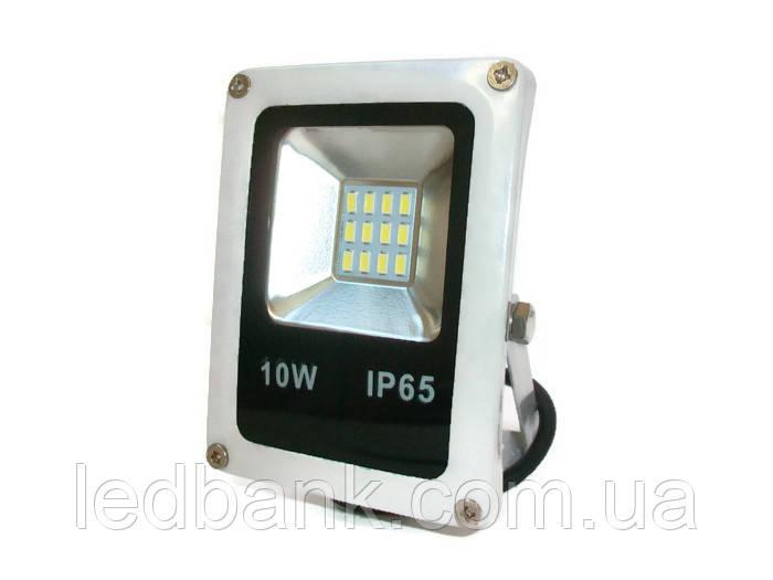 Прожектор светодиодный LED SMD 10W
