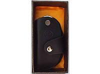 Ключница TOYOTA в подарочной упаковке KC4, авто ключница, ключница карманная, ключница для ключей