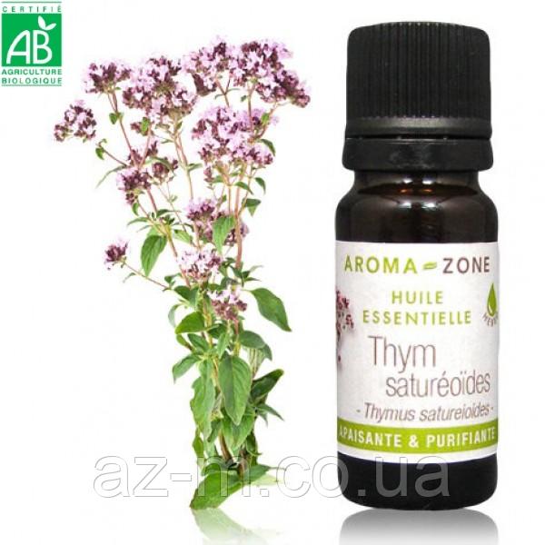 Тимьян марокканский (Thymus satureioides) BIO эфирное масло