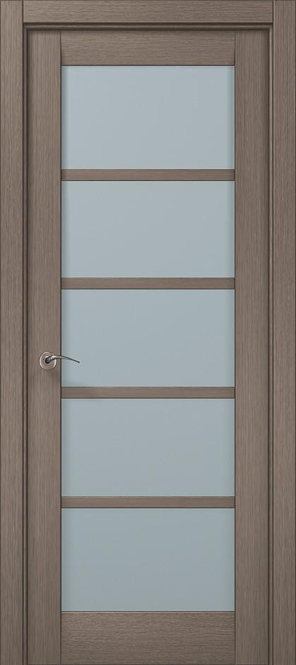 """Межкомнатные двери """"Папа Карло"""" MILLENIUM ML-15 Дуб серый  - Интернет-магазин """"Все для Новосёла"""" в Одессе"""