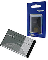 Аккумулятор для Nokia 5000, аккумуляторная батарея АКБ Nok BL-4B ориг