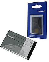 Аккумулятор для Nokia 6111, аккумуляторная батарея АКБ Nok BL-4B ориг