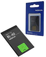 Аккумулятор для Nokia N97 mini, аккумуляторная батарея АКБ Nok BL-4D ori
