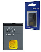 Аккумулятор для Nokia 7100, аккумуляторная батарея АКБ Nok BL-4S ориг