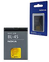 Аккумулятор для Nokia 7610, аккумуляторная батарея АКБ Nok BL-4S ориг