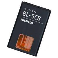 Аккумулятор для Nokia C1-02., аккумуляторная батарея АКБ Nok BL-5CB orig