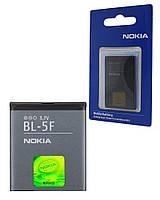 Аккумулятор для Nokia E65, аккумуляторная батарея АКБ Nok BL-5F ориг