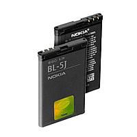 Аккумулятор для Nokia 5800 Navigator Edition, аккумуляторная батарея АКБ Nok BL-5J ориг