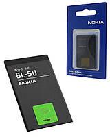 Аккумулятор для Nokia  5530 Xpress Music, аккумуляторная батарея АКБ Nok BL-5U orig