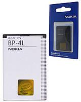 Аккумулятор для Nokia E90, аккумуляторная батарея АКБ Nok BP-4L orig