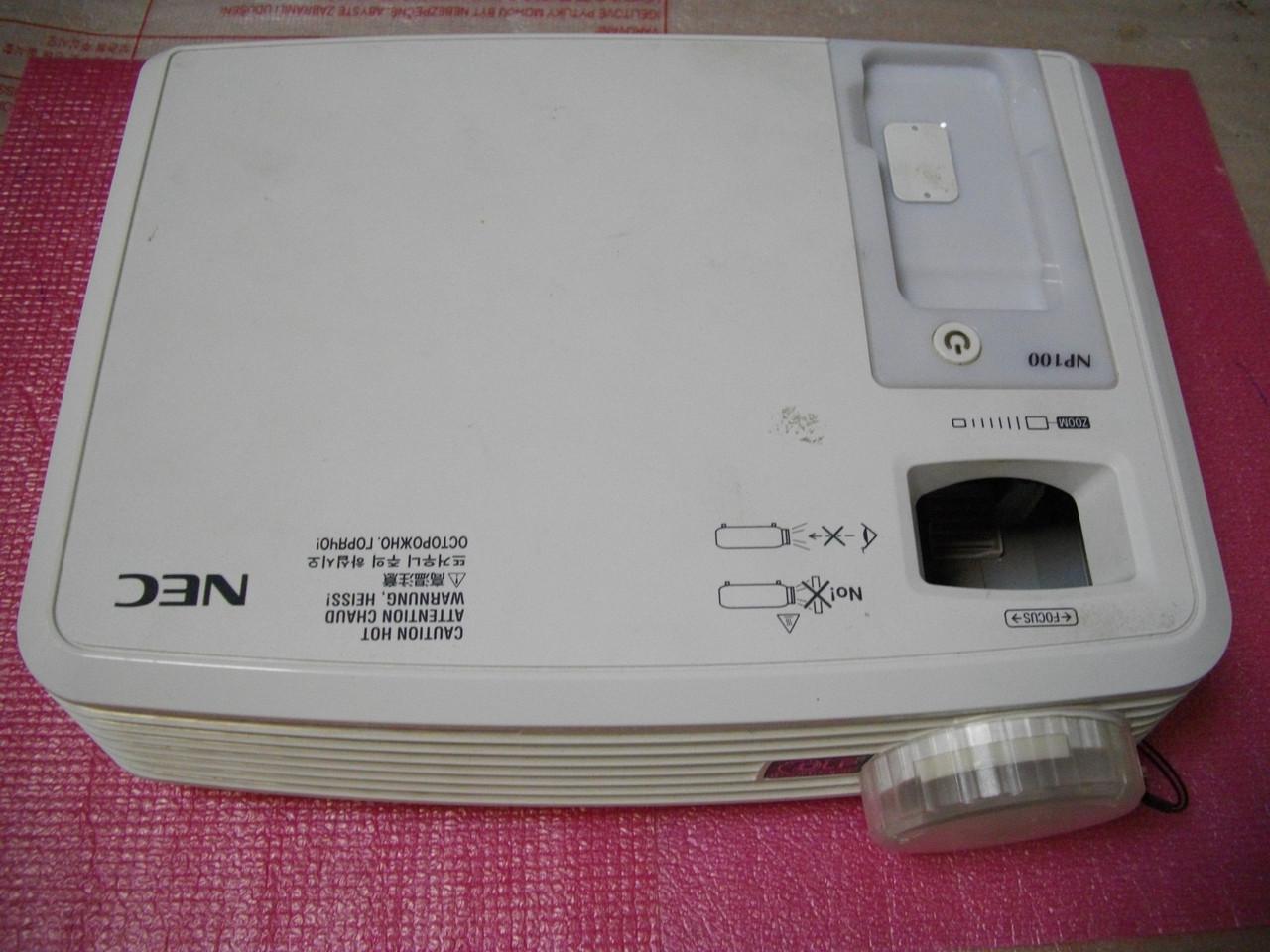 Корпус от проектора NEC NP100.