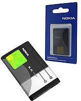 Аккумулятор для Nokia 1650, аккумуляторная батарея АКБ Nok BL-5C orig