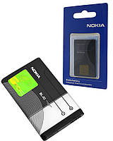 Аккумулятор для Nokia 3120, аккумуляторная батарея АКБ Nok BL-5C orig