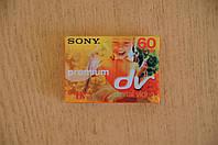 Видеокассета чистая Sony Premium miniDV