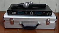 Радиосистема SHURE DM LX 88-3 2 микрофона + кейс