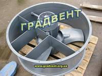 Вентилятор осевой В06-300-10 с электродвигателем 4,0 кВт, 1000 об/мин