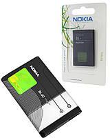 Аккумулятор для Nokia X2-00, аккумуляторная батарея АКБ Nok BL-5C