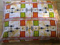 Подушка для детей и взрослых из гречневой лузги 35\30