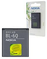 Аккумулятор для Nokia 6700 classic, аккумуляторная батарея АКБ Nok BL-5CB