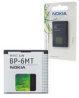 Аккумулятор для Nokia N81 8Gb, аккумуляторная батарея АКБ Nok BP-6MT