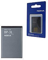 Аккумулятор для Nokia Lumia 710, аккумуляторная батарея АКБ Nok BP-3L orig