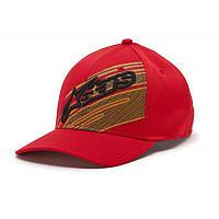 Кепка Alpinestars шоу starks CURVED (L-XL) red, арт. 1014-81002 30, арт. 1014-81002 30