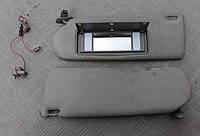 Козырьки с подсветкой с дефектом Audi 100 A6 C4 91-97г