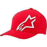 Кепка Alpinestars CORP SHIFT (L-XL) red\white, арт. 1032-81008 3020, арт. 1032-81008 3020