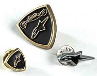 Значки Alpinestars (набор 3 шт), арт. 630037, арт. 630037
